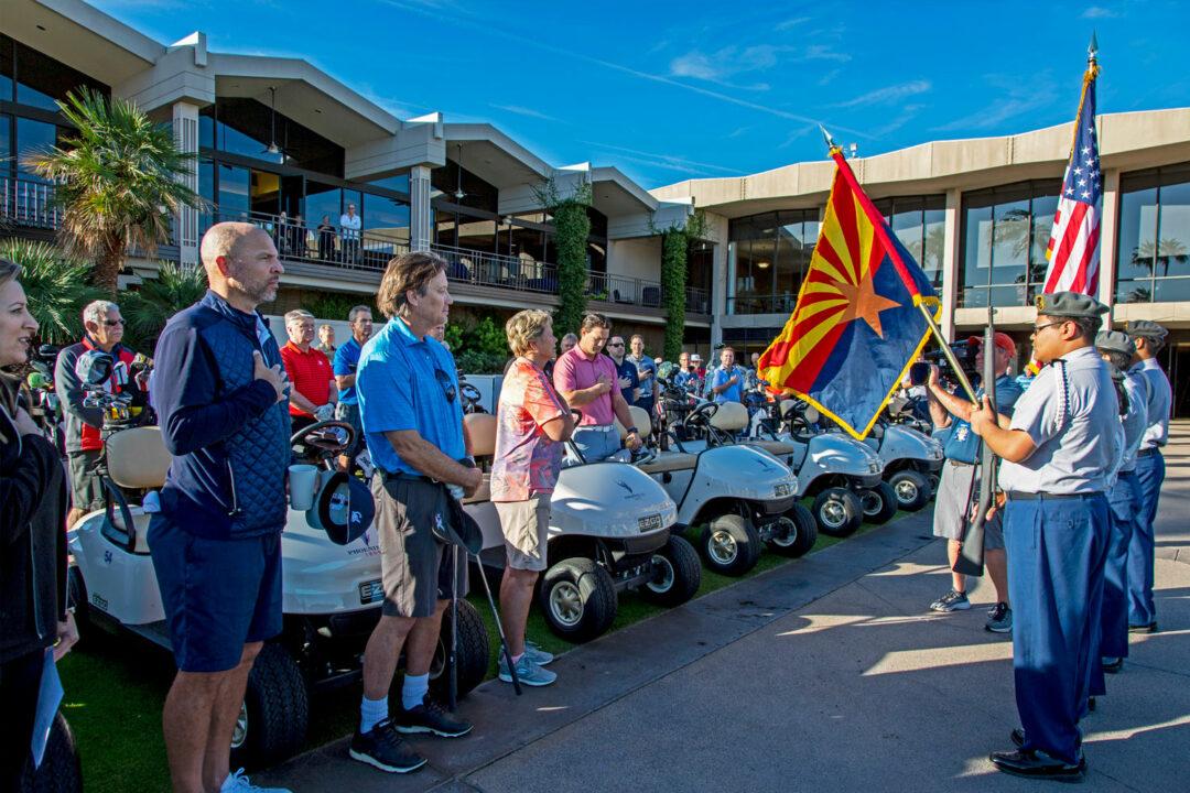 Flag-Ceremony