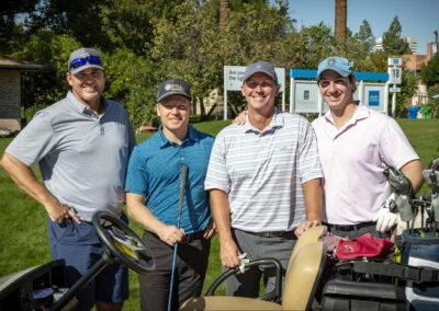 Tim-Salmon-Golf Team Elevate Phoenix Invitational