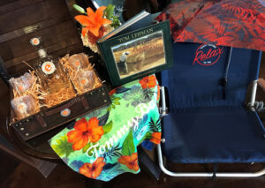 Auction Donations benefiting elevate phoenix youth charity