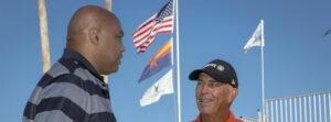 Tom Lehman and Charles Barkley Elevate Phoenix Youth Charity