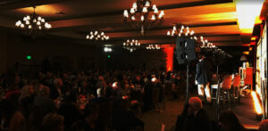 Elevate Phoenix Youth Charity Gala crowd