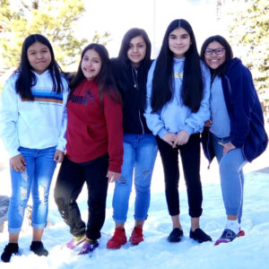 Elevate-Phoenix students-at-the-snow