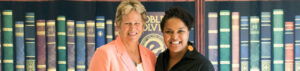 Ann Myers Drysdale and Jazmine Hall Elevate Phoenix youth charity
