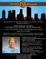 Ann Myers Drysdale Board Member Elevate Phoenix youth charity
