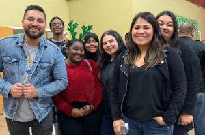 Elevate Phoenix youth charity alumni event