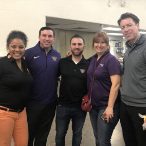 Jazmine Hall, Phoenix Suns youth charities, volunteers