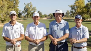 Father's Day Match For a Cause with Tom Lehman youth charity event benefiting Elevate Phoenix youth charity