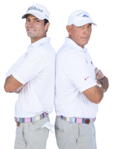 Tom Lehman Sr and Jr, Father's Day Match for a cause benefiting Elevate Phoenix youth charity