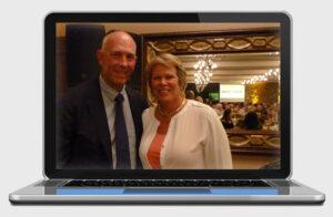Ann Myers Drysdale and Tom Lehman Board members Elevate Phoenix children's charity
