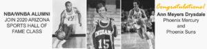Ann Myers Drysdale Basketball Legend, Board member elevate phoenix children's charity