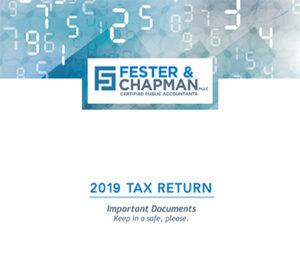 Elevate Phoenix 2019 tax return