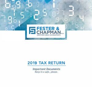 Elevate Phoenix 2019 tax form