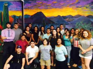 Elevate Phoenix Alumni event