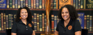 Dalila Gamper and Jazmine Hall, Elevate Phoenix