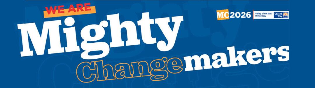Elevate Phoenix is identified as a Mighty Changemaker